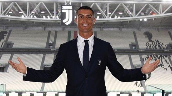 Ini Penampilan Anyar Cristiano Ronaldo di Cover Gim FIFA 19