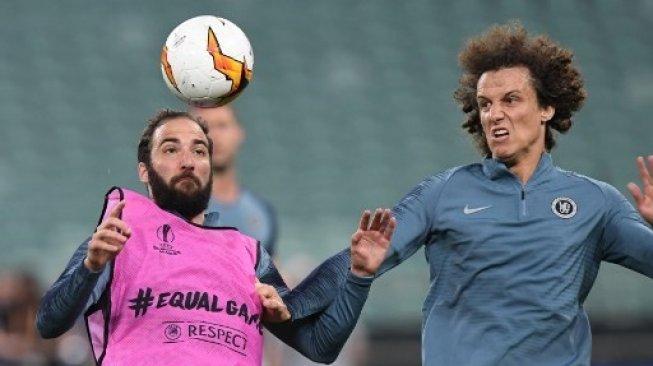Chelsea Ogah Permanenkan, Higuain Resmi Balik ke Juventus
