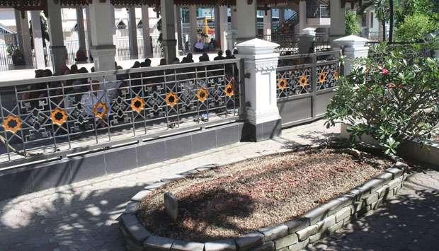 Prasasti di Makam Gus Dur Dibuka, Begini Isinya