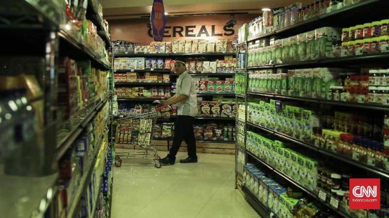 Gara-gara Rupiah, Harga Makanan-Minuman Bisa Naik 5 Persen
