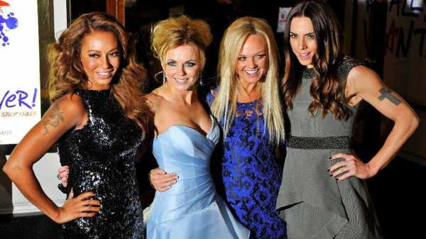 Ginger Spice Minta Maaf Tinggalkan Spice Girls