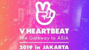 Promotor Umumkan Konser V Heartbeat in Jakarta Gratis