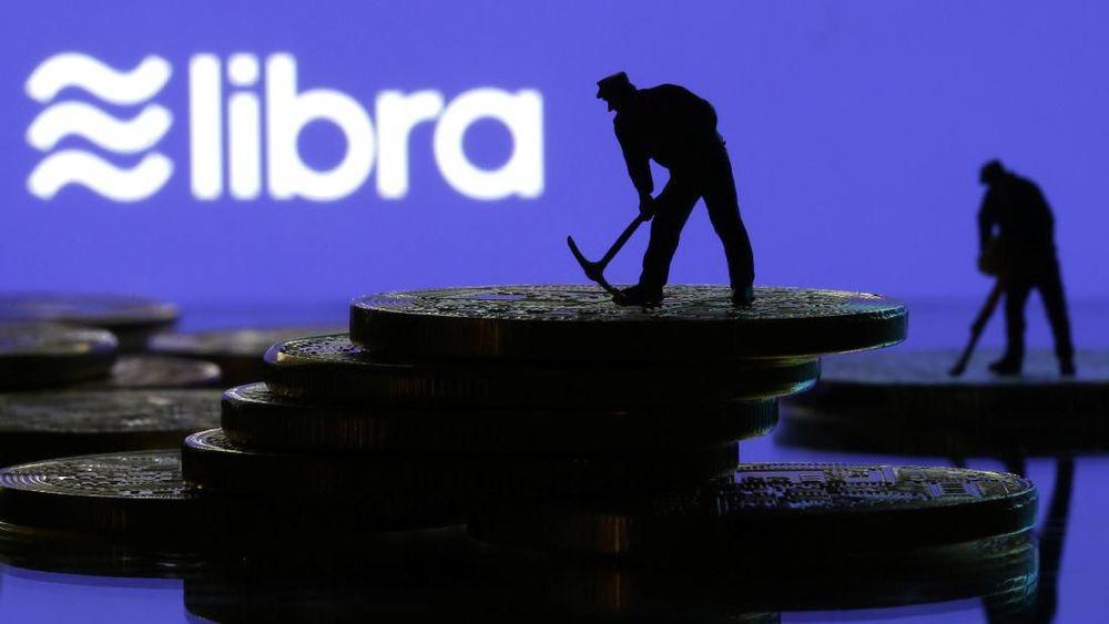 Uang Kripto Facebook Ditakutkan Ganggu Industri Jasa Keuangan