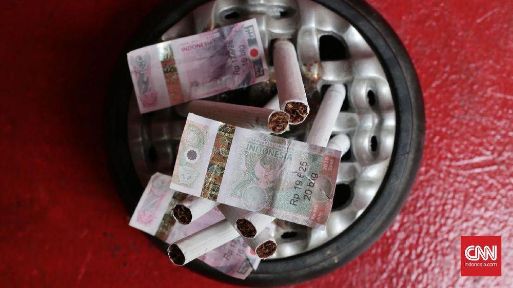 Siap-siap, Tahun Depan Cukai Rokok Naik 10 Persen