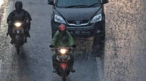 Prediksi Cuaca BMKG: Jabodetabek Bakal Diguyur Hujan Siang Nanti
