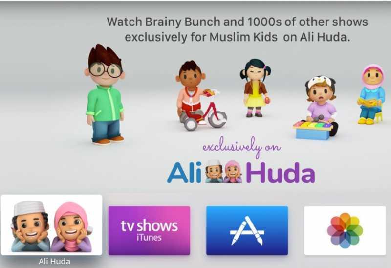 Ali Huda Aplikasi 'Streaming' untuk Anak Muslim