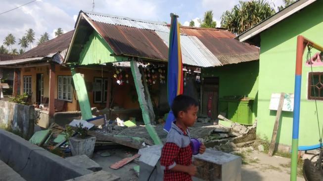 Diguncang Gempa, Jaringan Telekomunikasi di Donggala Terputus