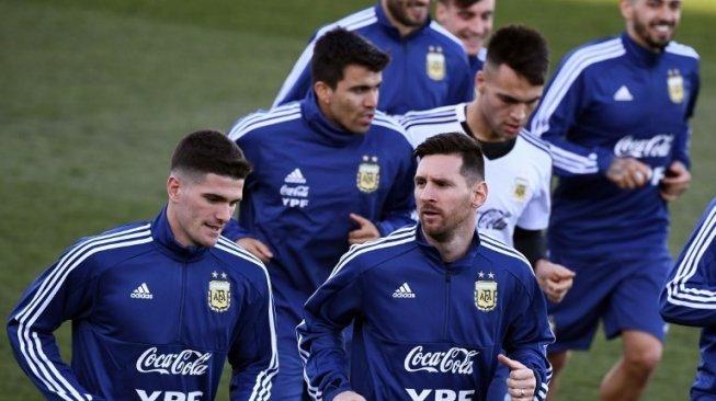 Messi Siap Jadi Starter Setelah Sembilan Bulan Absen Perkuat Argentina