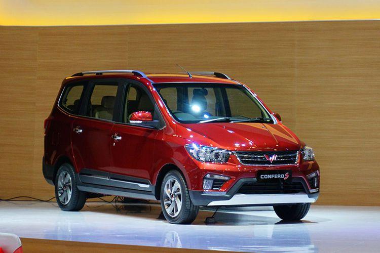 Kredit Mobil China Wuling Confero Dimulai Rp 1 Jutaan
