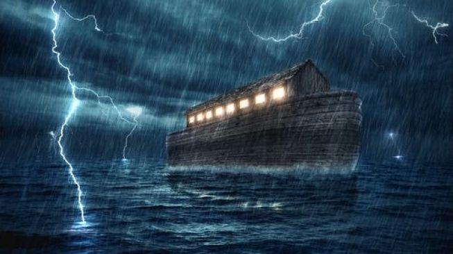 Ilmuwan Turki: Nabi Nuh Telepon Puteranya Ketika Terjadi Banjir