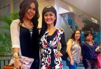 Sosok Julia Perez di Mata Melaney Ricardo