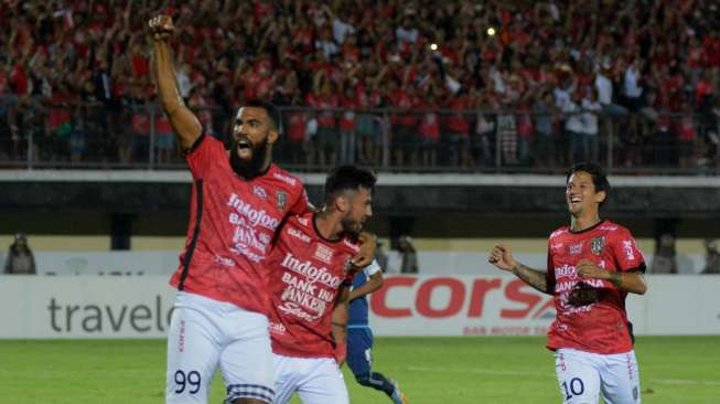 Bali United Bantai Tampines Rovers 3-1