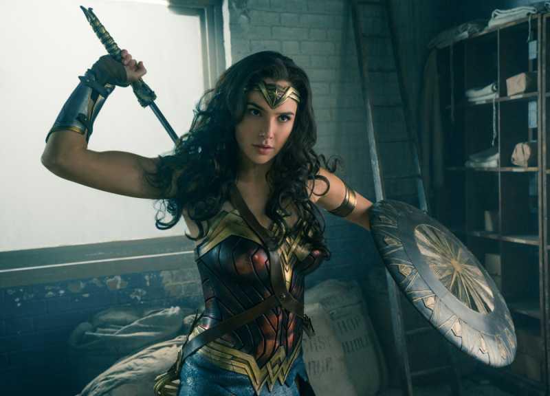 Wonder Woman, Lahirnya Superhero Wanita