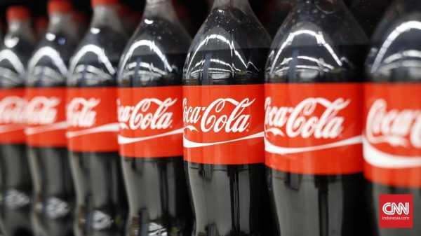 Coca Cola Belajar Pengembangan Minuman Ganja