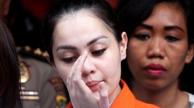 Jennifer Dunn Resmi Ditahan di Rutan Polda Metro Jaya