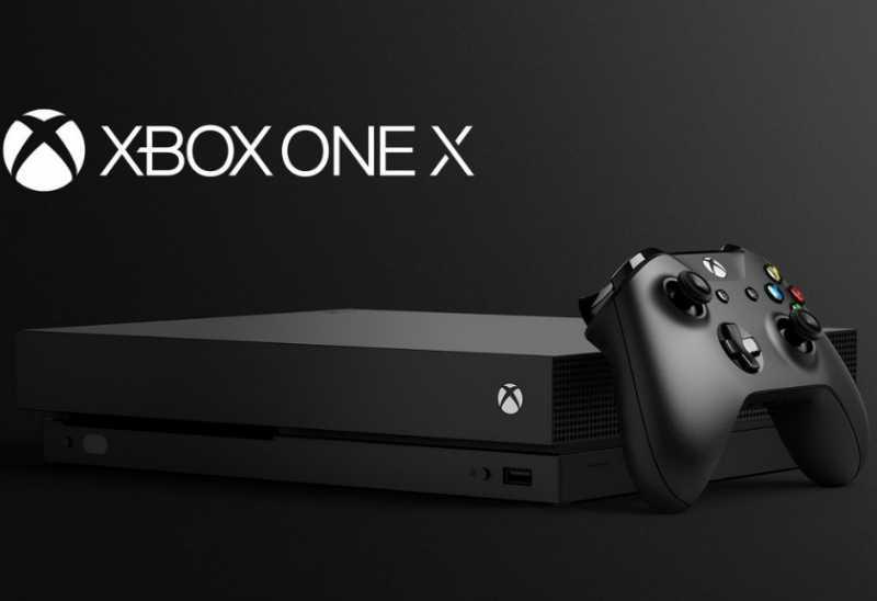 Microsoft Resmi Rilis Konsol Game Xbox One X
