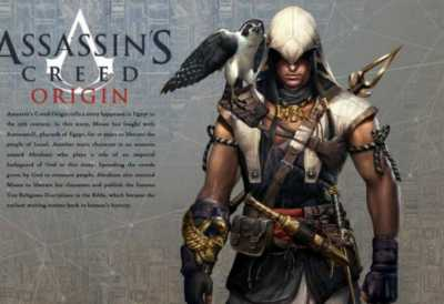 Assassins Creed Origins Siap Dirilis 27 Oktober 2017