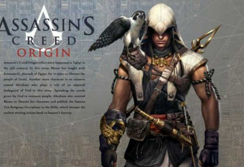 Assassins Creed Origins Dirilis 27 Oktober 2017