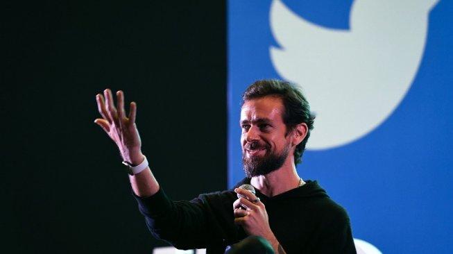 Akun Twitter Bos Twiter Diretas, kok Bisa?