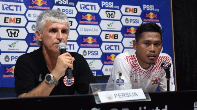 Duh! Ivan Kolev Akui Persija Sengaja Mengalah dari Bali United