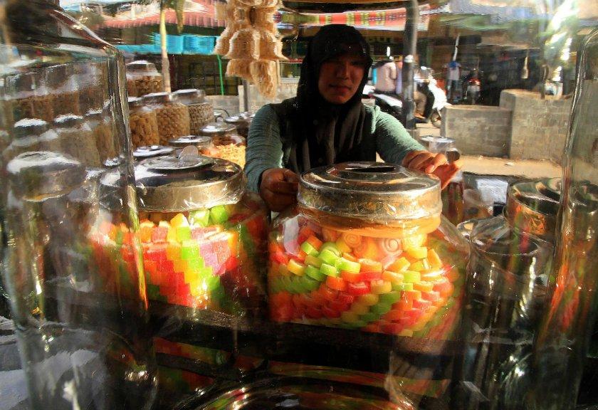 Kue Tradisional Aceh Masih Jadi Camilan Favorit Lebaran