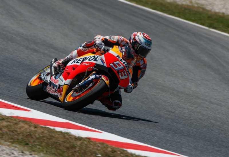 Marquez Gagal Start Posisi Terdepan di GP Amerika
