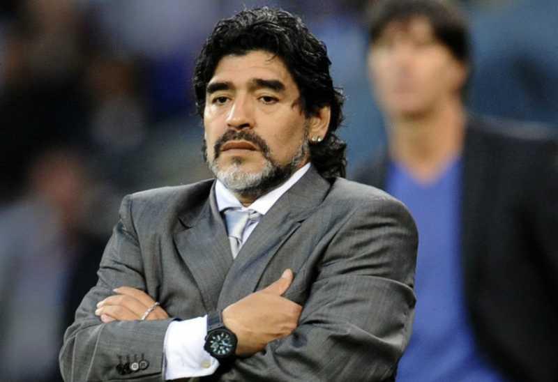 Maradona Kritik Pelatih Timnas Argentina