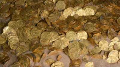 Arkeolog Israel Temukan Koin Antik Masa Perang Salib
