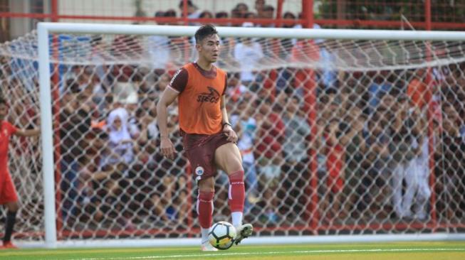 Ryuji Utomo Bisa Dimainkan Persija di Kualifikasi Liga Champions Asia