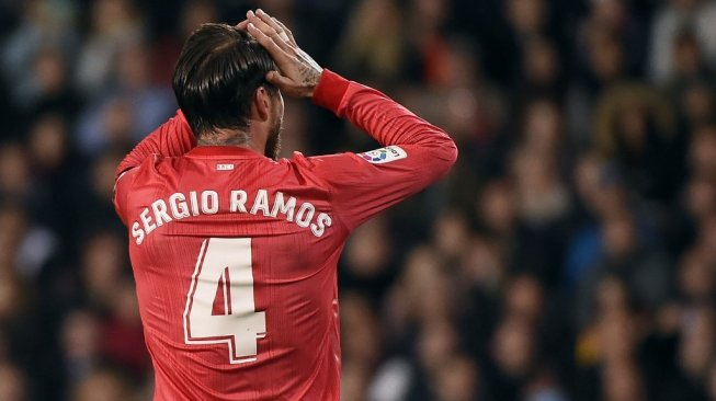 Minta Dijual Real Madrid, Sergio Ramos Siap Hijrah ke Liga China