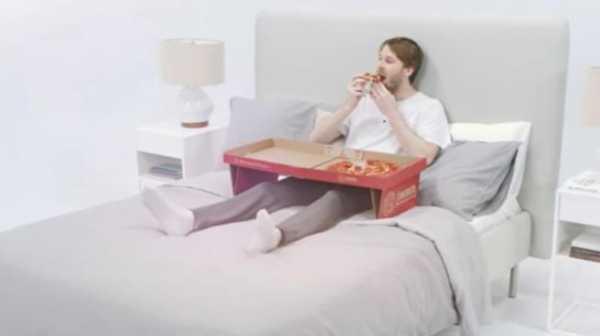 Penemuan Cerdas Pizza Box Ini Bikin Makan Jadi Menyenangkan