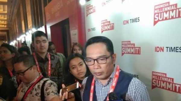 Ridwal Kamil Sebut Anak Millenial Harus Punya Skill Ini