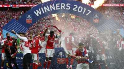 Arsenal Juara Piala FA setelah Kalahkan Chelsea di Wembley