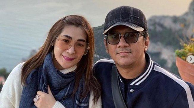 Heboh Postingan Istri Andre Taulany Diduga Hina Prabowo Subianto