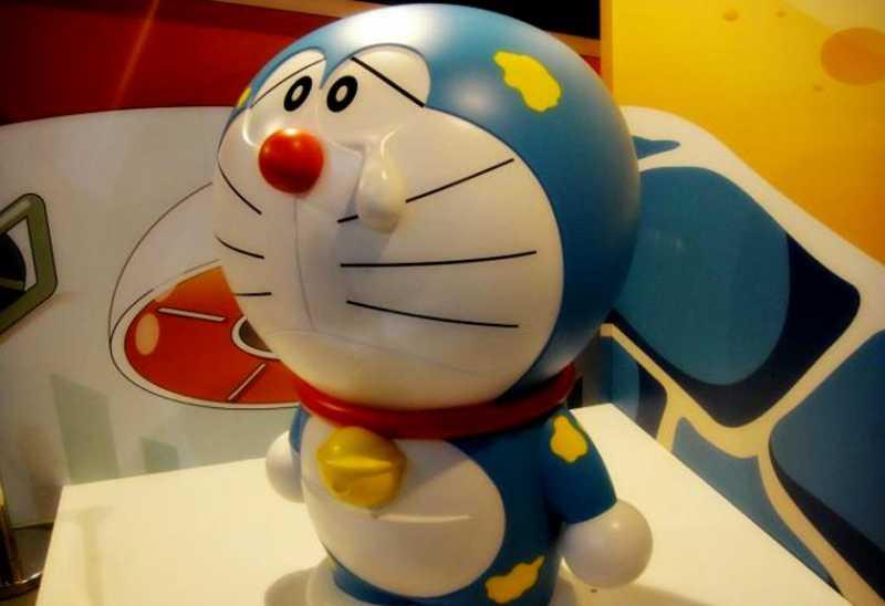 Banyak Pesan Terselubung di Kartun Doraemon