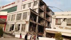 Usai Diterjang Tsunami dan Gempa, Marak Pencurian Kabel Listrik