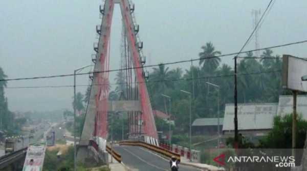 Alat Ukur Kualitas Udara di Sumsel Rusak, BMKG Diminta Turun Tangan
