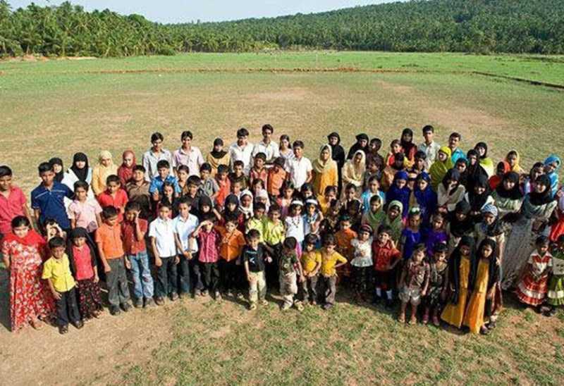 Desa Ini Warganya 220 Pasang Orang Kembar