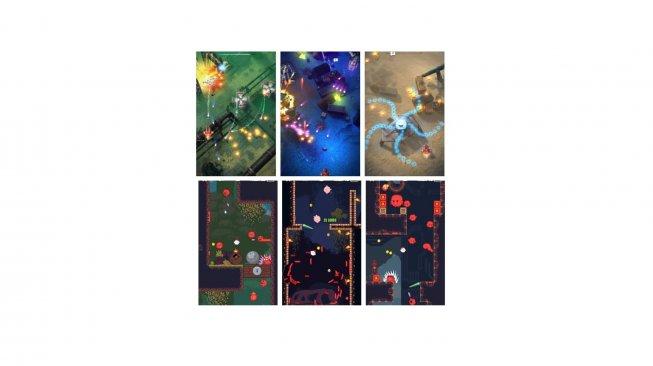 Terbaik di Android, Yuk Nostalgia Bareng 5 Game Arcade yang Penuh Aksi