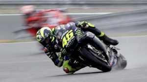 Rossi dari Posisi 17 Huni Posisi ke-4 di FP2 MotoGP Inggris
