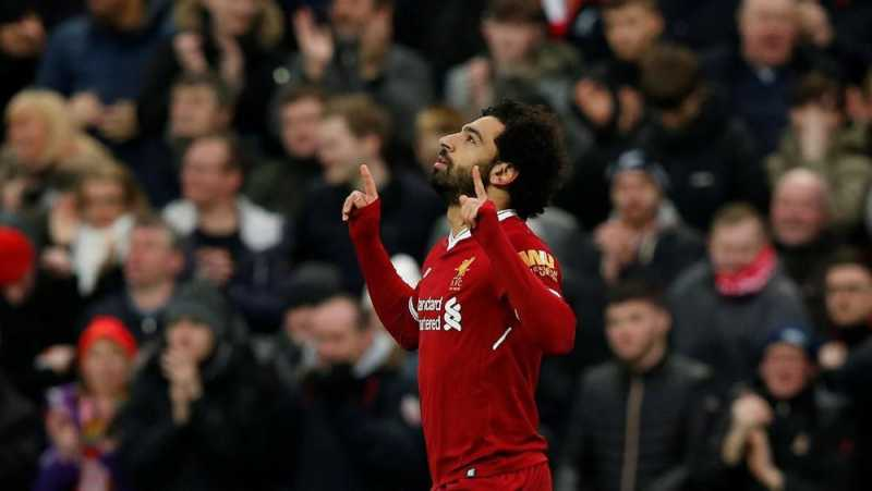Mohamed Salah Bahagia Dicintai Pendukung Liverpool