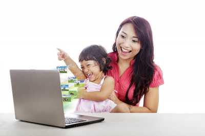 4 Hal Positif yang Dipelajari Anak dari Ibu Bekerja