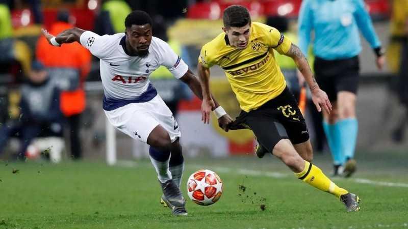 6 Fakta Menarik Jelang Bentrok Dortmund vs Tottenham