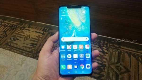 Di Indonesia, Huawei Mate 20 Pro Terjual Senilai Rp 30 Miliar