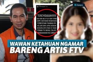 Suami Wali Kota Tangsel Ketahuan Ngamar Bareng Artis FTV 19 Tahun Inisial FYN. Siapakah Dia?