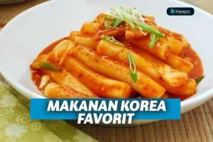 Inilah 7 Makanan Korea yang Jadi Favorit Orang Indonesia