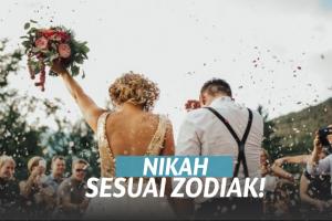 Ini Tema Pernikahan Sesuai Zodiak Yang Patut Dicoba