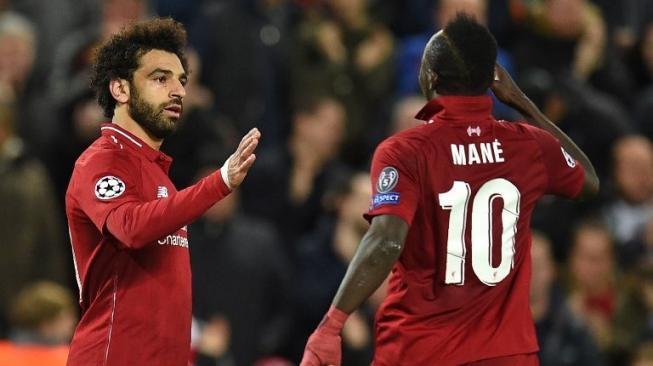 Liverpool Hantam Red Star 4-0, Salah Cetak Dua Gol