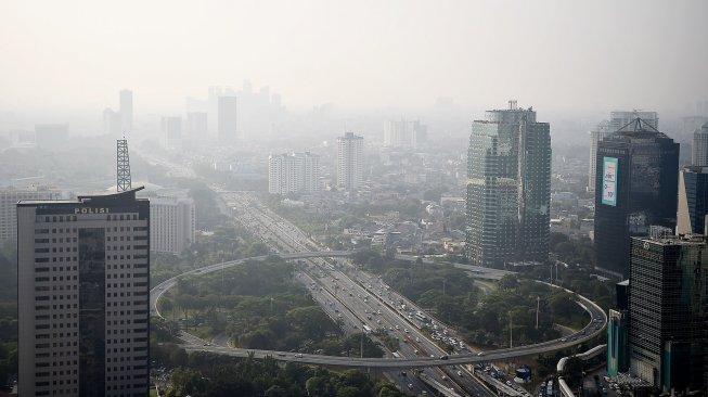 DLH Jakarta Akui Udara Ibu Kota Tak Sehat untuk Bayi dan Manula