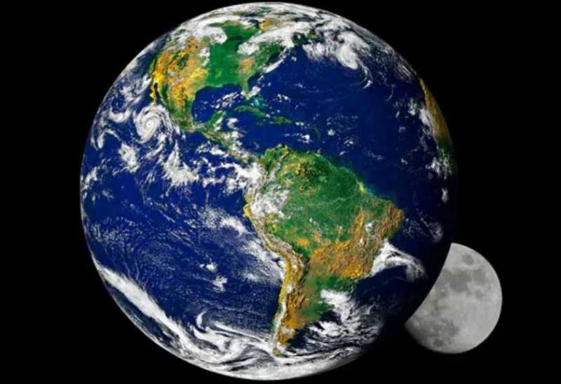 Peneliti Klaim di Masa Lalu Bumi Punya Dua Bulan